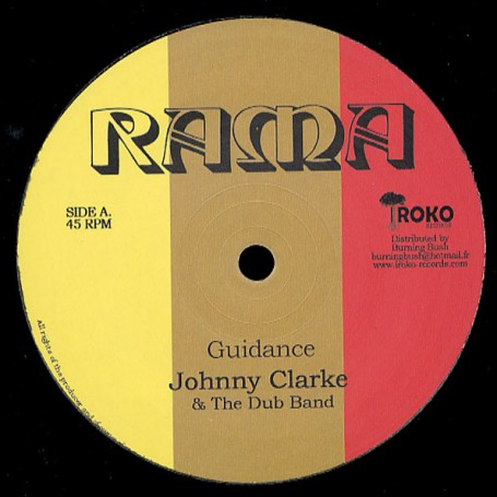 "(12"") JOHNNY CLARKE - GUIDANCE"
