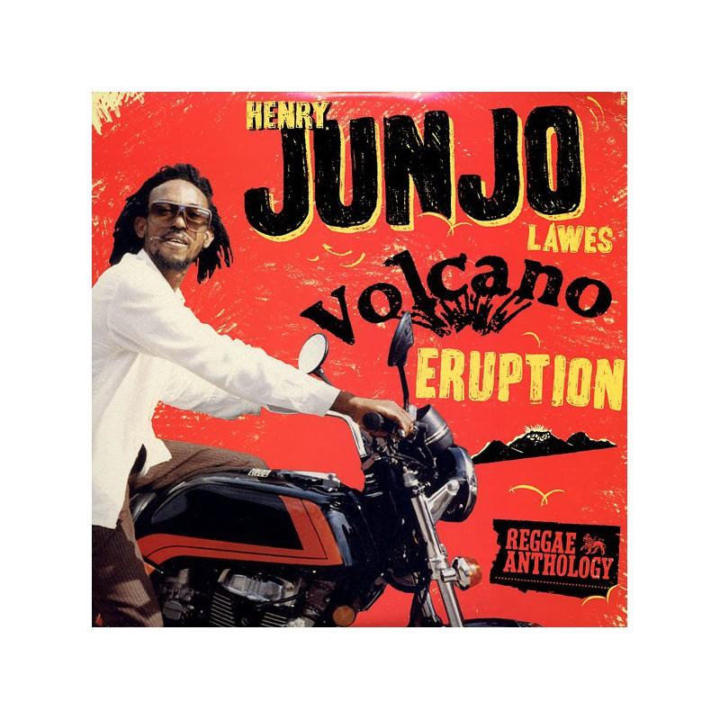 (2xLP) HENRY JUNJO LAWES - VOLCANO ERUPTION