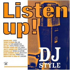 (LP) LISTEN UP DJ STYLE