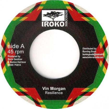 "(7"") VIN MORGAN - RESILIENCE"