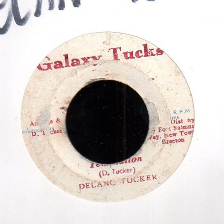 "(7"") DELANO TUCKER - TEMPTATION / REDEMPTION PART 2"