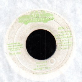 "(7"") GARNET SILK - HARDER / VERSION"