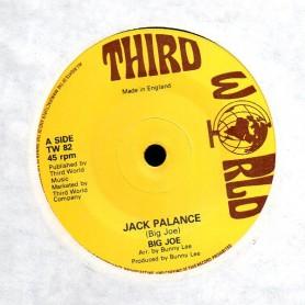 "(7"") BIG JOE - JACK PALANCE / VERSION"