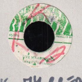 """(7"""") DERRICK DRUMMOND - LIVE MY BRETHREN"""