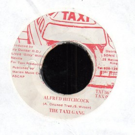 "(7"") THE TAXI GANG - ALFRED HITCHCOCK"
