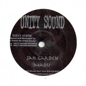 """(7"""") MADU - JAH GARDEN"""