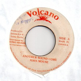 "(7"") JOHN MOUSE - ANOTHER SOUND COME / VERSION"