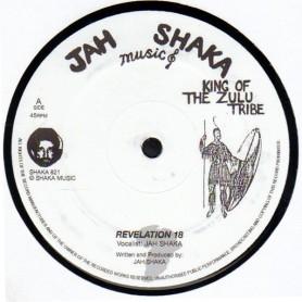 """(12"""") JAH SHAKA - REVELATION 18"""