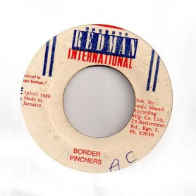 "(7"") PINCHERS - BORDER / VERSION"
