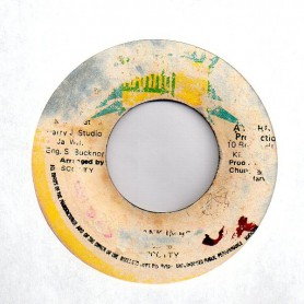 "(7"") SCOTTY - SKANK IN BED / BONGO HERMAN - AFRICAN BREAKFAST"