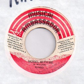 "(7"") RINGO - MODEL WITH ME / VERSION"