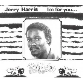 (LP) JERRY HARRIS - I'M FOR YOU I'M FOR ME SHOWCASE