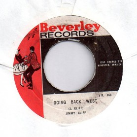 "(7"") JIMMY CLIFF - GOING BACK WEST / AIM AND AMBITION"