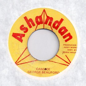 "(7"") GEORGE BEAUFORD - CANDICE / VERSION"