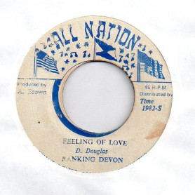 "(7"") RANKING DEVON - FEELING OF LOVE / PART 2"