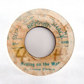 """(7"""") RIGHTEOUS FLAMES - WRITING ON THE WALL / VERSION"""