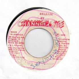 "(7"") RANFORD ROACH - DUB HER TONIGHT / DUB"