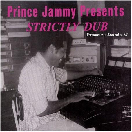 (LP) PRINCE JAMMY - STRICTLY DUB