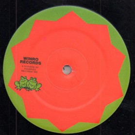"""(12"""") HORACE ANDY - MR JOLLY MAN / FREDDIE McGREGOR - COME NOW SISTER"""
