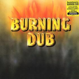 (LP) REVOLUTIONARIES - BURNING DUB (180g)
