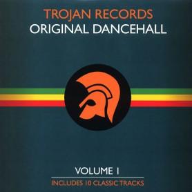 (LP) VARIOUS - TROJAN RECORDS ORIGINAL DANCEHALL Vol 1