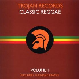 (LP) VARIOUS - TROJAN RECORDS CLASSIC REGGAE Vol 1