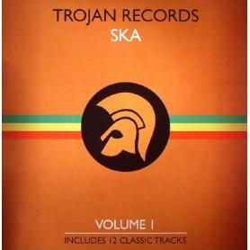 (LP) VARIOUS - TROJAN RECORDS SKA Vol 1