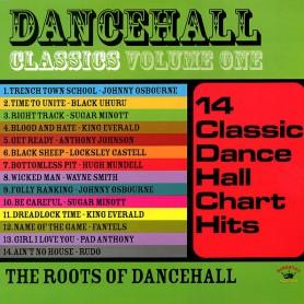(LP) VARIOUS ARTISTS - DANCEHALL CLASSICS VOLUME ONE