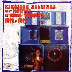 (LP) KINGSTON ALLSTARS MEET DOWN TOWN AT KING TUBBYS