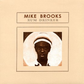 (LP) MIKE BROOKS - RUM DRINKER