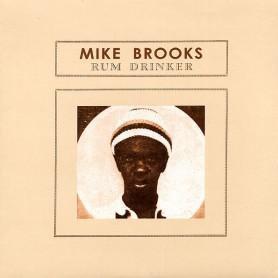 (LP) MIKE BROOKS - RUM DRINKER