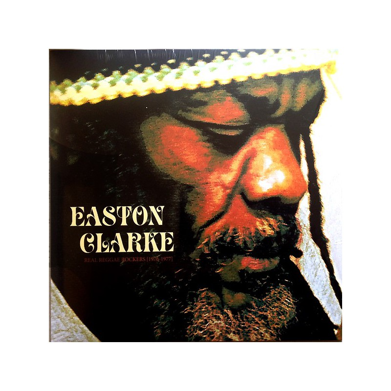 (LP) EASTON CLARKE - REAL REGGAE ROCKERS (1976-1977)