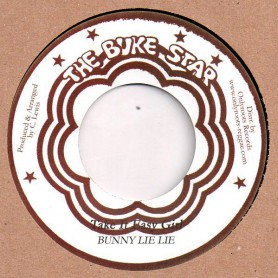 "(7"") BUNNY LIE LIE - TAKE IT EASY GIRL / VERSION"