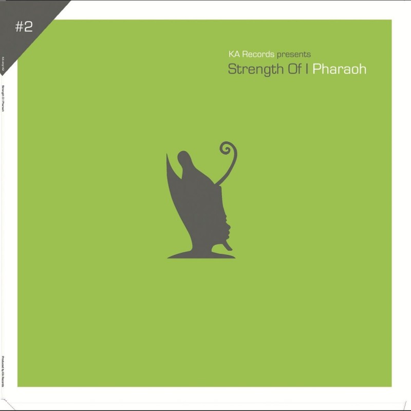 "(10"") KA RECORDS PRESENTS STRENGHT OF I PHAROAH"