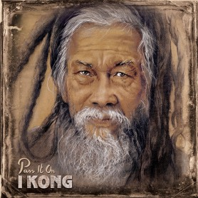 (LP) I KONG - PASS IT ON (feat Judy Mowatt & Ken Boothe)