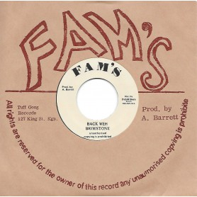 "(7"") BRIMSTONE - BACK WEH / BABYLON"