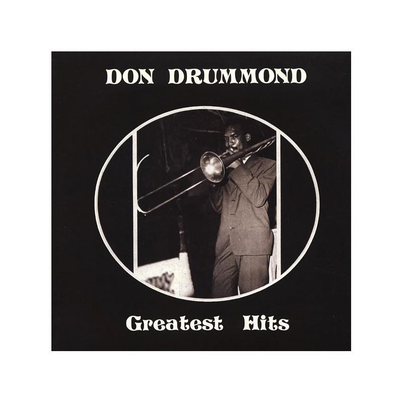 (LP) DON DRUMMOND - GREATEST HITS
