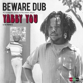 (2xLP) YABBY YOU & THE PROPHETS - BEWARE DUB