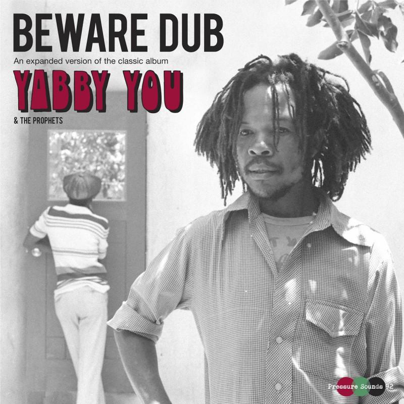 (2xLP) YABBY YOU & THE PROPHETS - BEWARE DUB