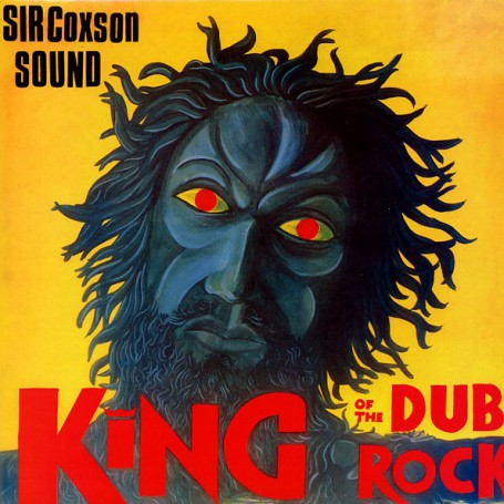 (LP) SIR COXSONE SOUND - KING OF THE DUB ROCK