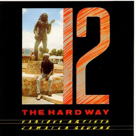 (LP) VARIOUS - 12 THE HARD WAY : LLOYD COXSONE PRESENTS