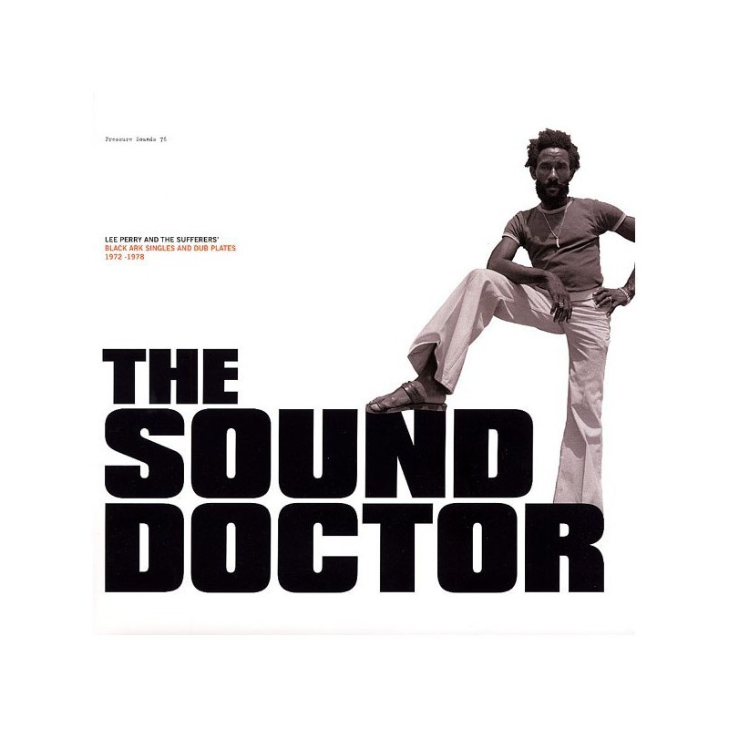 (2xLP) LEE PERRY - THE SOUND DOCTOR