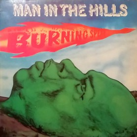 (LP) BURNING SPEAR - MAN IN THE HILLS