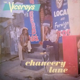 (LP) THE VICEROYS - CHANCERY LANE