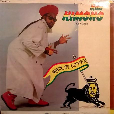 (LP) RAS KIMONO - RUN FI COVER