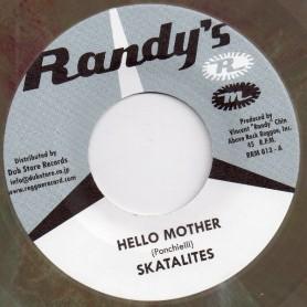 "(7"") SKATALITES - HELLO MOTHER / ANDY & JOEY - MY LOVE"