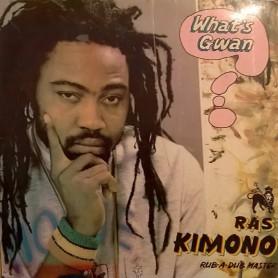 (LP) RAS KIMONO - WHAT'S GWAN