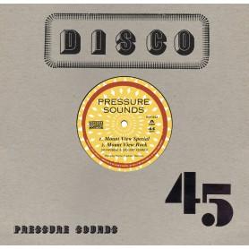 "(10"") JAH WOBBLE & DIGGORY KENRICK - MOUNT VIEW BREAKDOWN / MOUNT VIEW SPECIAL"
