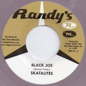 "(7"") SKATALITES - BLACK JOE / LORD CREATOR - PASSING THROUGH"