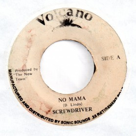 "(7"") SCREWDRIVER - NO MAMA / VERSION"